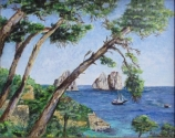 Afternoon on the Isle of Capri